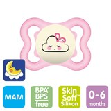 MAM Supreme Night Napp 0-6m, Rosa